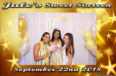 Jule's Sweet 16