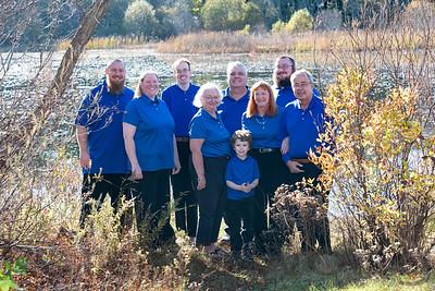 Varner-LaBrecque Families 2019