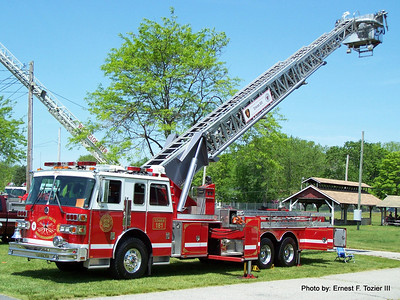 Tri State Fireman's Meet Brooklyn, CT 5/20/2012