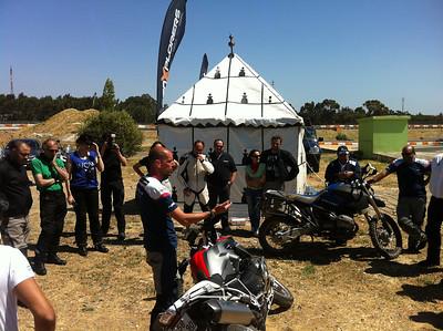 BMW Motorrad Riding Experience 2013