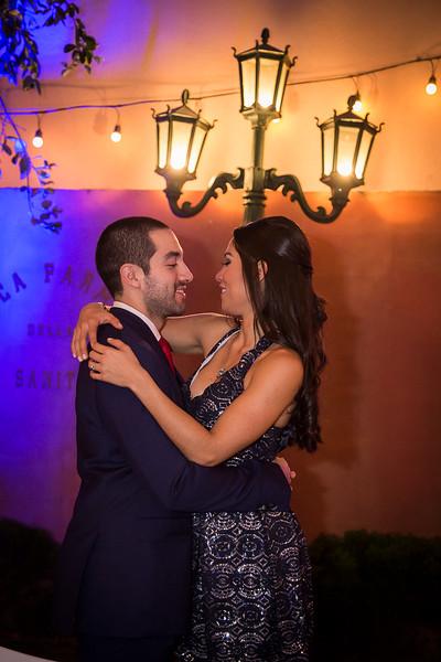 Jessica + Carlos Civil