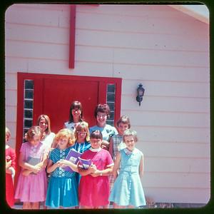Benson Sunday School