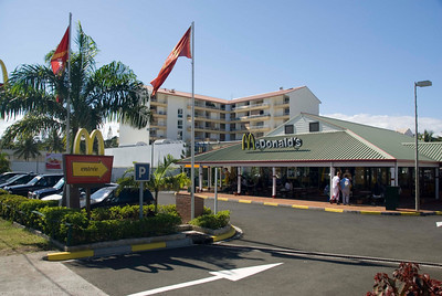 McDonalds - New Caledonia