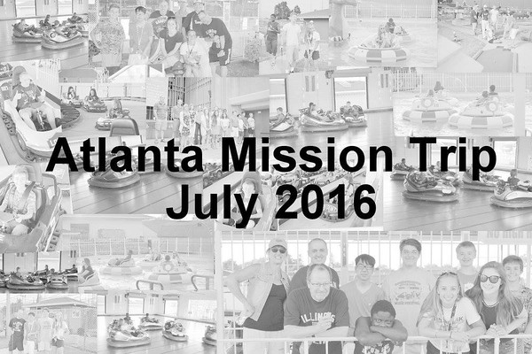 Atlanta Mission Trip 2016