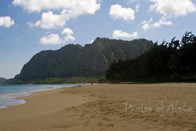Hawaii, Ko'olau Mountains, Waimanalo