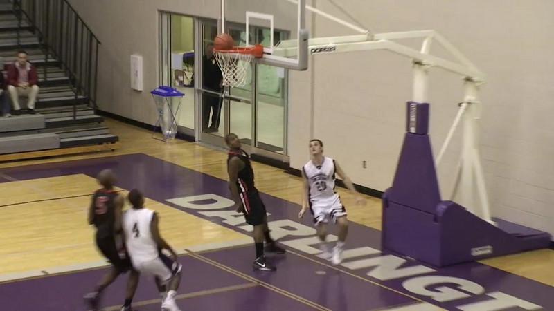 1-9-2009 Darlington Varsity Boys vs Bowden video