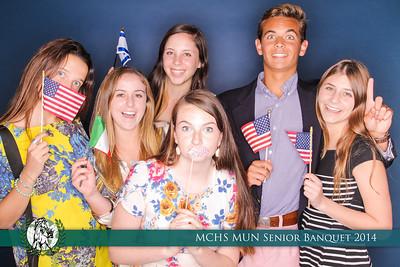 MCHS MUN Banquet 2014
