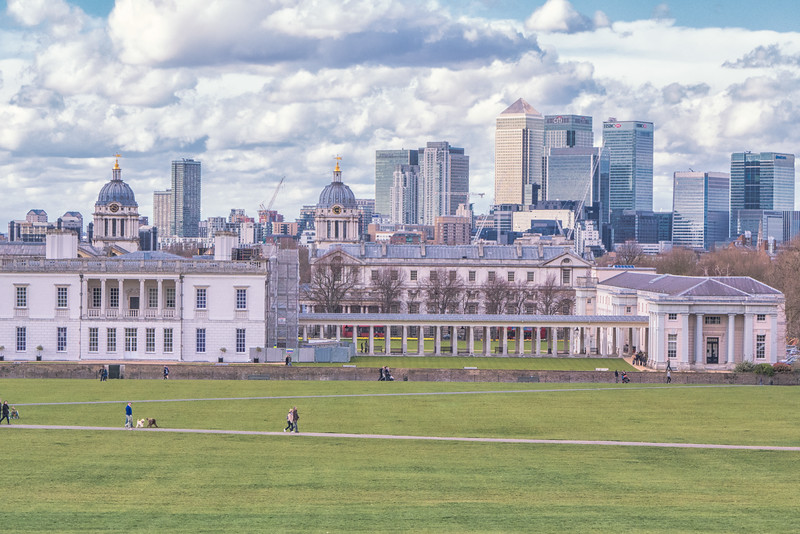 Greenwich Park and Museum