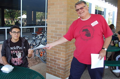 Triton Employees Engage Community in Contract Fight 9/18/19