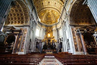 Vatican 2014 - St. Peter's Basilica