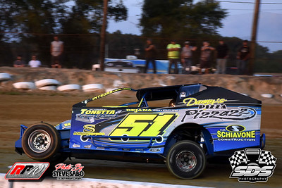 Georgetown Speedway - 9/10/21 - Steve Sabo