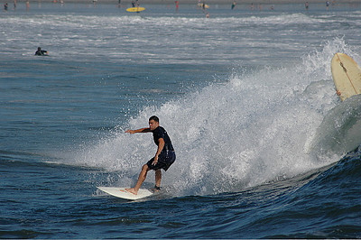 September Surfing - Newport