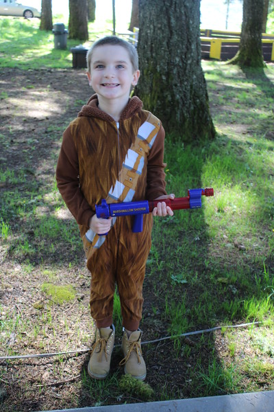 May the 4th Be With You - Lower School