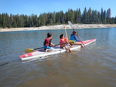 Camp Edison Shaver Lake 2015