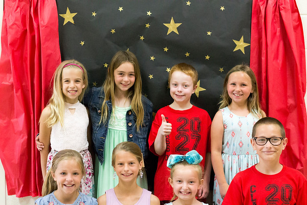 Red Carpet Event Third Grade
