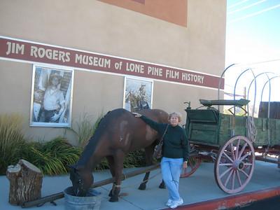 Lone Pine Western Museum