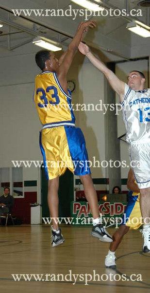 Parkside Sr. Tournament - Nov. 24-25 - 2006