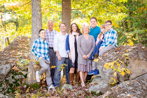 Andrus Family