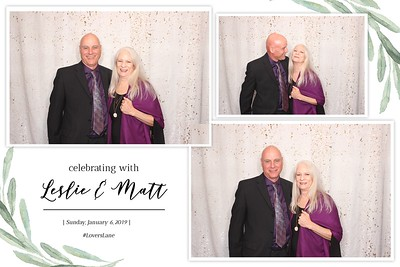 Leslie and Matt Wedding