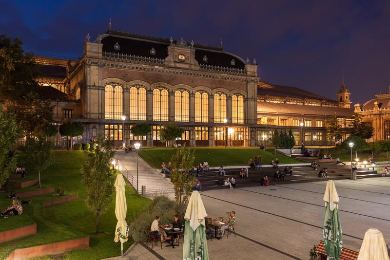 Budapest Western Railway Station