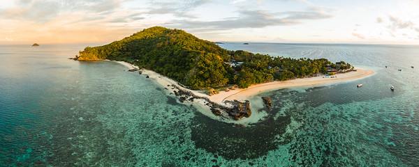 Castaway Island, Fiji 360 Pano Photos
