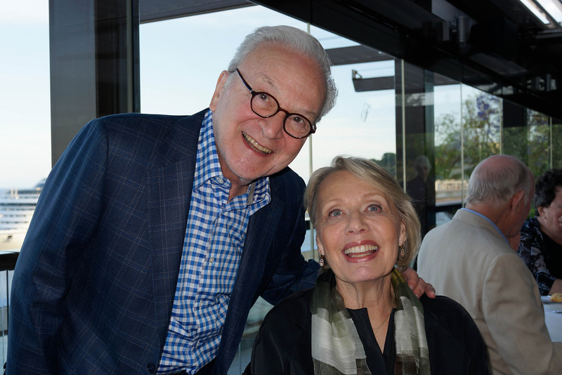 Zal and Carol Schrader