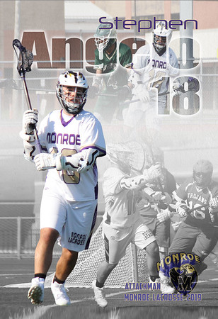 May 2019 Boys LAX Banners, Banners by Sue Knotts, photos by S. Abreu
