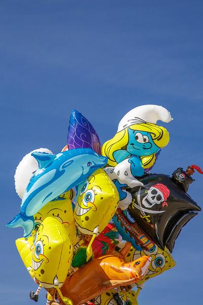Fairground Balloons
