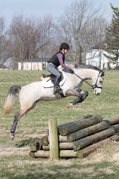 March 2019 XC Schooling at Masterson Station