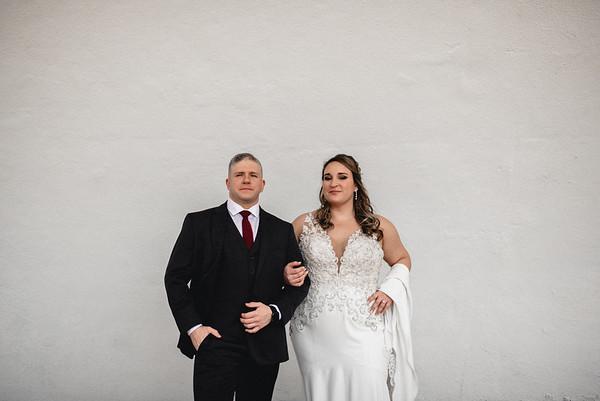 Amanda + Paul Luxury Downtown Pittsburgh Wedding