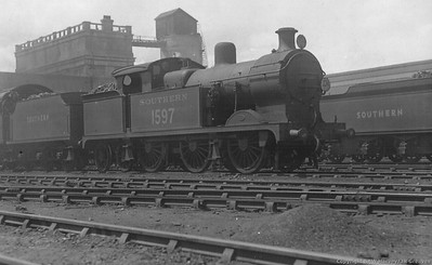 Wainwright Tank Engines