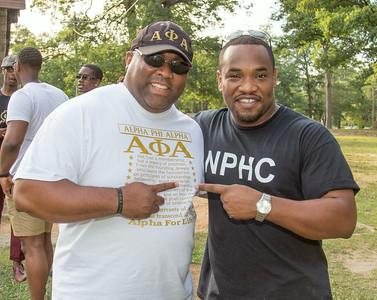 NPHC Cookout 2014, Richmond, VA