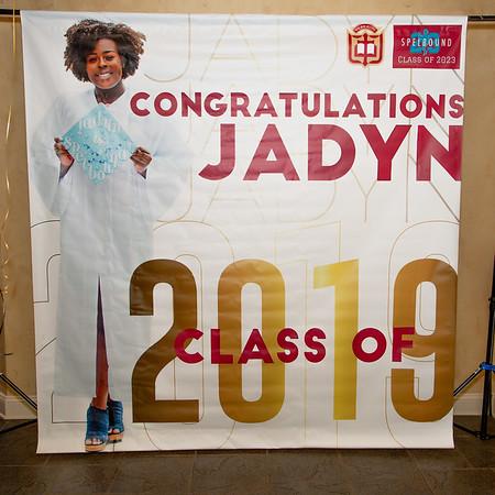 Jadyn Ware's Graduation Party
