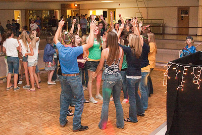 CMS Dance 2009-09-25