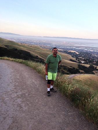 14-05-17 Mission Peak Hike