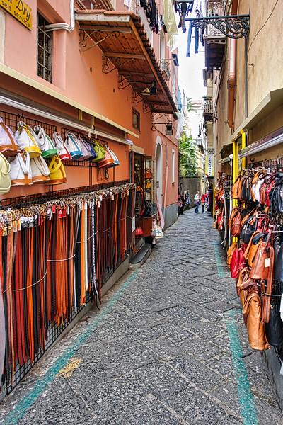 Sorrento side street