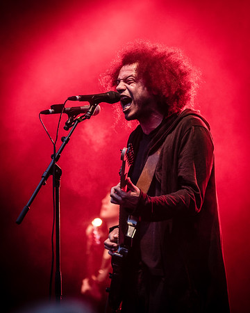 Zeal & Ardor performing at Pstereo 2018