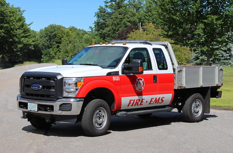 Utility 1   2015 Ford