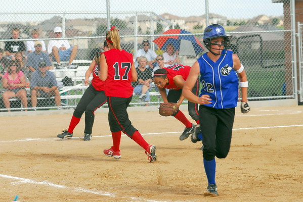 Grandview vs Eaglecrest from 2007