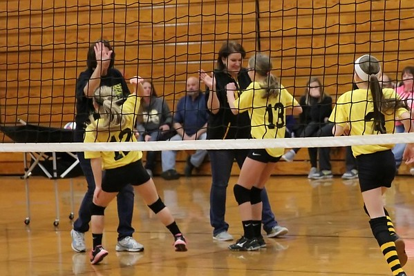 Cass County Club 12U Volleyball 2017