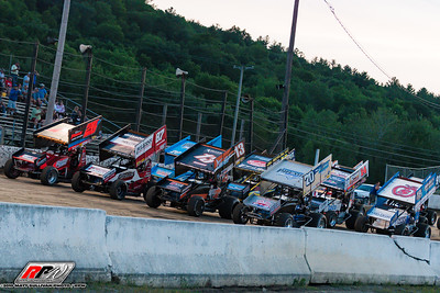 All Star Sprint Series - Lebanon Valley  - July 14, 2019 - Matt Sullivan