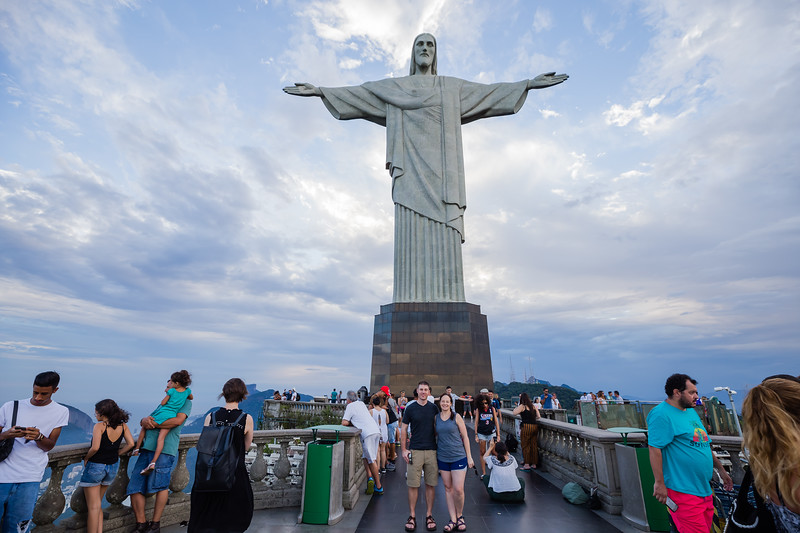 Travel to Brazil Itinerary - Christ the Redeemer