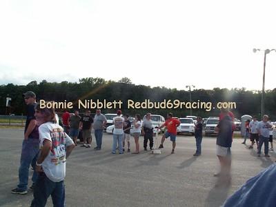 May 23, 2009 Redbud's Delaware International Speedway Pit Shots