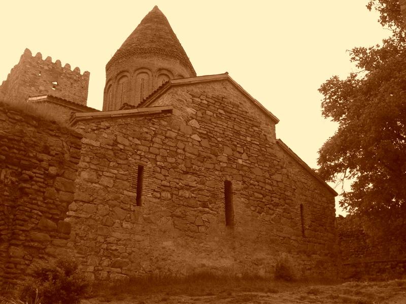 Ananuri Church - Ananuri, Georgia
