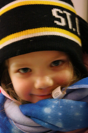 Emma & Jaina - January 2009