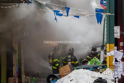 Queens 5th Alarm Box 9623 107-08 Jamaica Ave 2/14/21