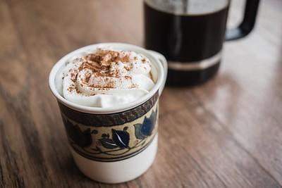 Stock Product Coffee Organic Green Drink