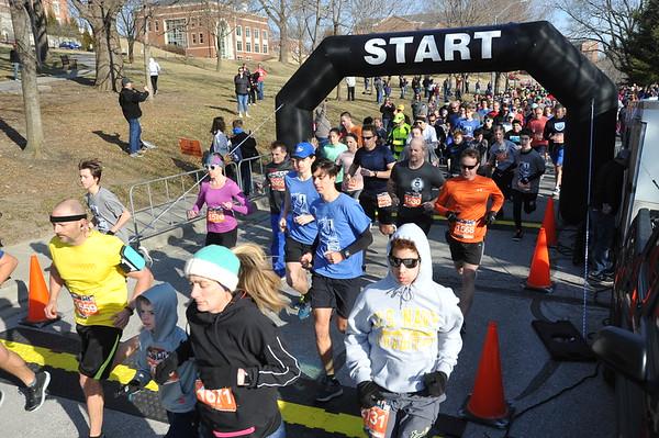 Liberty Hospital Half Marathon and Jewell 5K Run 2020