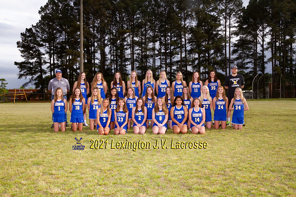 Lexington girls lacrosse