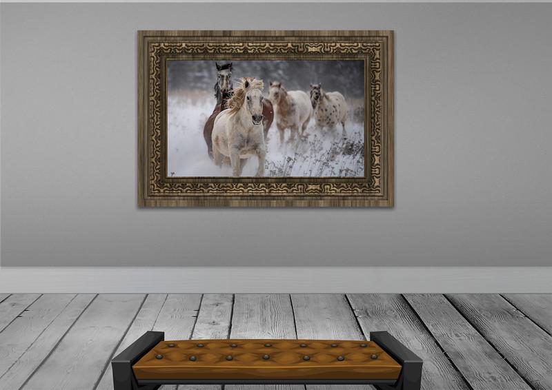 horses on gray wall.jpg